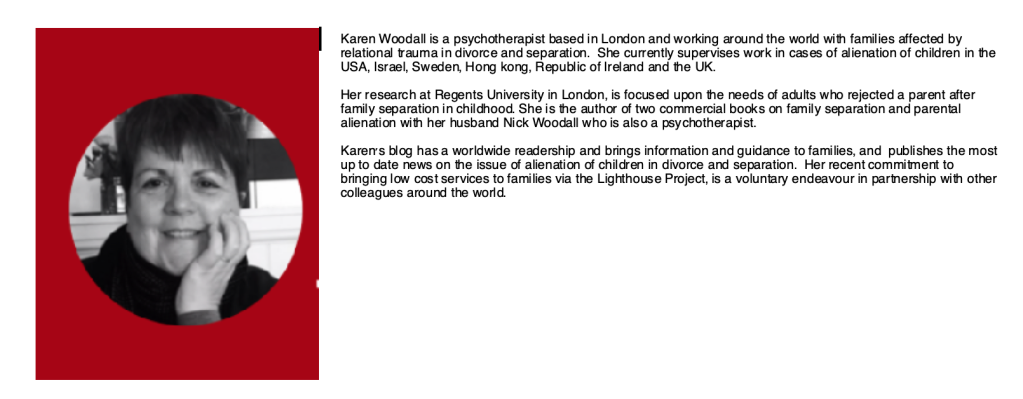 Karen and Nick Woodall